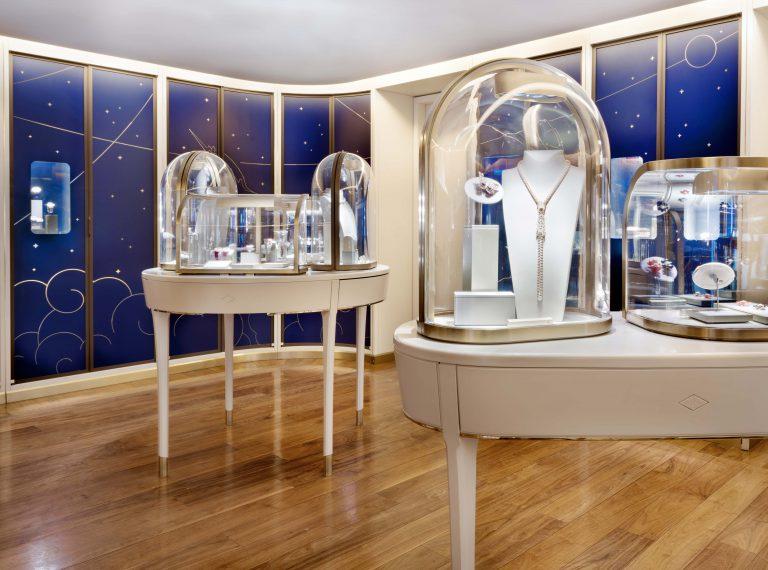 Boutique Van Cleef & Arpels Poetry Of Time™