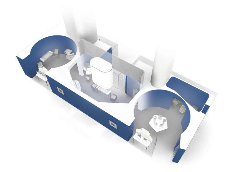 Vue 3D Boutique Van Cleef & Arpels Hong Kong
