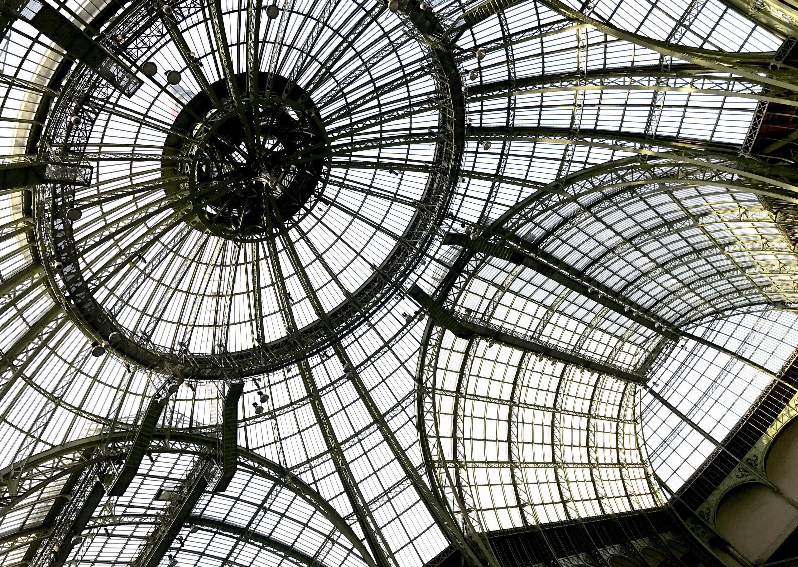 Plafond Grand Palais Paris
