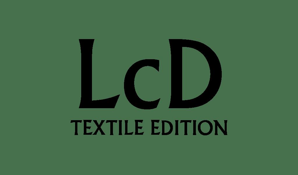 Logo LCD textile edition